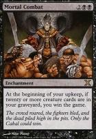 10th Edition: Mortal Combat