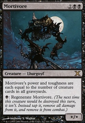 10th Edition: Mortivore