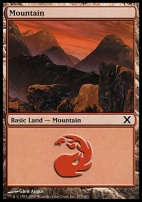 10th Edition: Mountain (377 B)