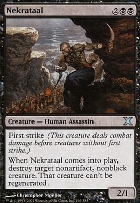 10th Edition: Nekrataal
