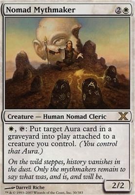 10th Edition: Nomad Mythmaker