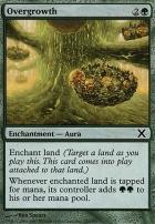 10th Edition Foil: Overgrowth