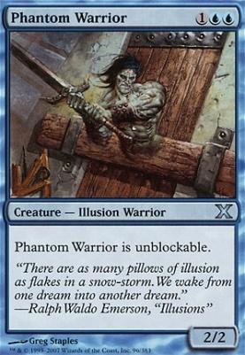 10th Edition: Phantom Warrior