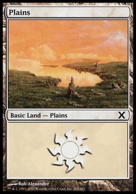 10th Edition: Plains (364 A)