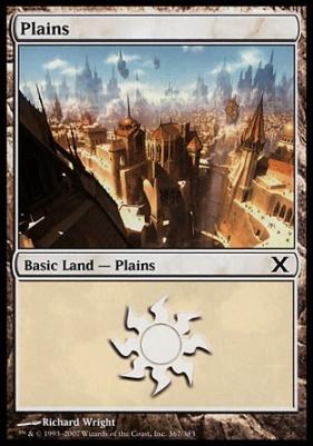 10th Edition: Plains (367 D)
