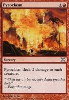 10th Edition: Pyroclasm