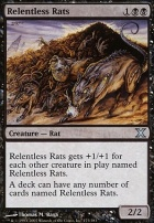 10th Edition: Relentless Rats