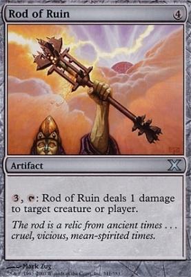 10th Edition: Rod of Ruin