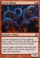 10th Edition: Scoria Wurm