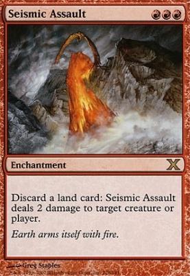 10th Edition: Seismic Assault