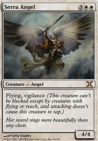 10th Edition Foil: Serra Angel