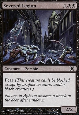 10th Edition Foil: Severed Legion
