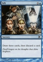 10th Edition Foil: Sift