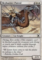 10th Edition: Skyhunter Patrol