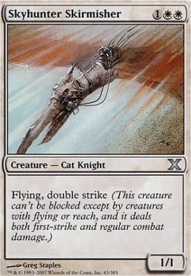 10th Edition Foil: Skyhunter Skirmisher