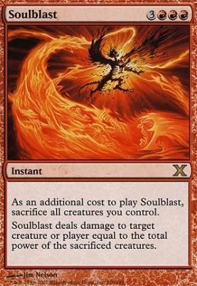 10th Edition: Soulblast