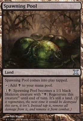 10th Edition: Spawning Pool