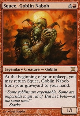 10th Edition: Squee, Goblin Nabob