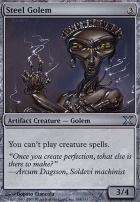 10th Edition: Steel Golem