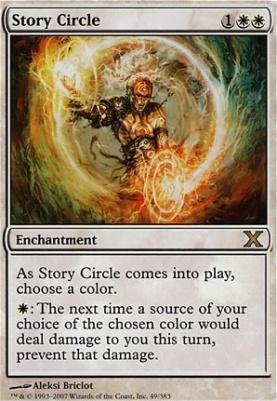 10th Edition: Story Circle