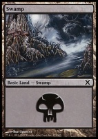 10th Edition: Swamp (373 B)