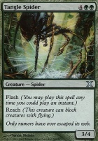 10th Edition: Tangle Spider