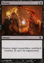 10th Edition Foil: Terror