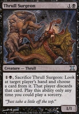 10th Edition: Thrull Surgeon