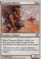 10th Edition: Treasure Hunter