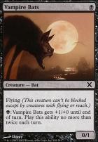 10th Edition Foil: Vampire Bats