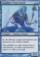 10th Edition: Vedalken Mastermind