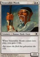 10th Edition Foil: Venerable Monk