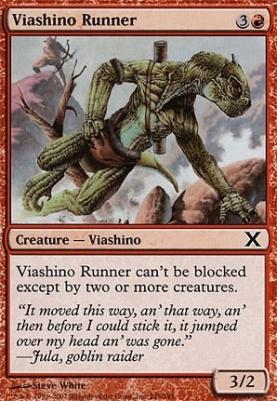 10th Edition: Viashino Runner