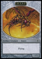 10th Edition: Wasp Token