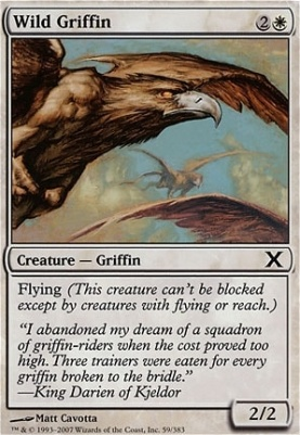 10th Edition: Wild Griffin