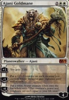 2010 Core Set: Ajani Goldmane