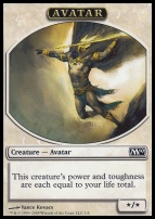 2010 Core Set: Avatar Token