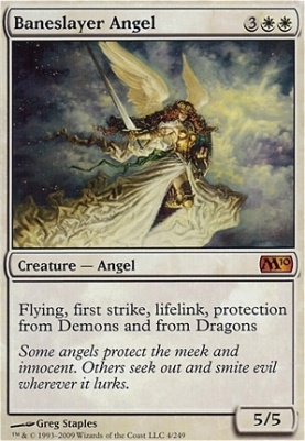 2010 Core Set: Baneslayer Angel