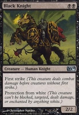 2010 Core Set: Black Knight