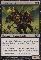 2010 Core Set: Black Knight