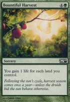 2010 Core Set: Bountiful Harvest