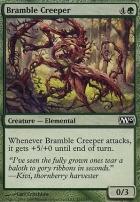 2010 Core Set Foil: Bramble Creeper