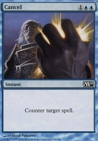 2010 Core Set: Cancel