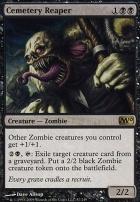 2010 Core Set Foil: Cemetery Reaper