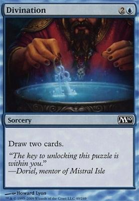2010 Core Set: Divination