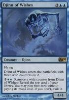 2010 Core Set: Djinn of Wishes