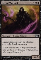 2010 Core Set: Dread Warlock