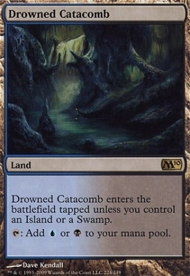 2010 Core Set: Drowned Catacomb