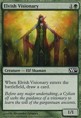 2010 Core Set: Elvish Visionary