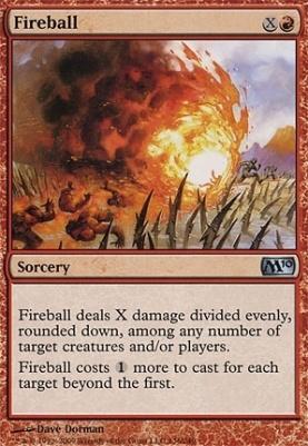2010 Core Set: Fireball